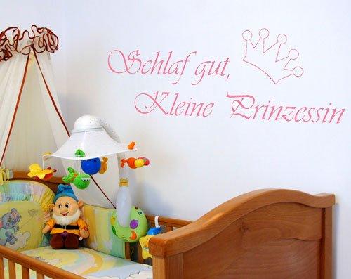 Wandtattoo Kleine Prinzessin 4