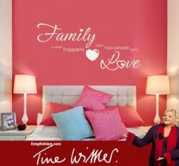 Klebefieber 4272 Wandtattoo Two people in Love B x H: 100cm x 45cm Farbe: dunkelgrau (erhältlich in 35 Farben und vielen Größen)