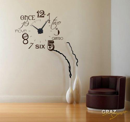 Wohnzimmer Uhren Modern, designer wanduhren modern | fazerfacil – ragopige, Design ideen