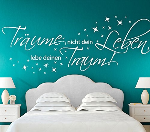 wandsticker wandtattoos g nstig kaufen. Black Bedroom Furniture Sets. Home Design Ideas